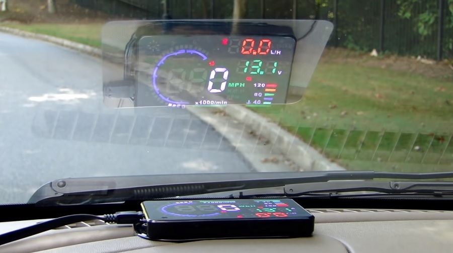 Is Retrofitting Your Heads-up Display Safe