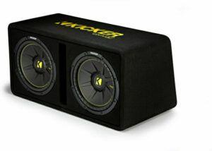 Kicker 44DCWC122 12″ 1200W Car Audio Subwoofer