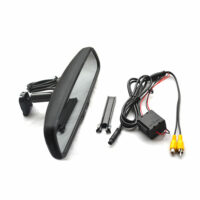 HOW TO KEEP REAR VIEW CAMERA ON