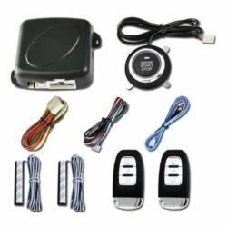 TYPE OF CAR ALARM SYSTEMS