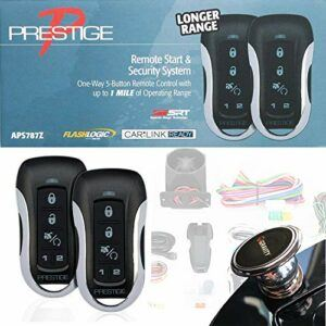 VOXX Electronics Prestige APS25Z Car Alarm System
