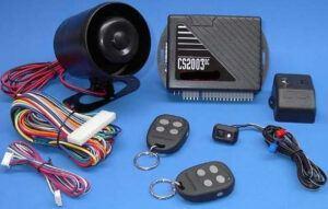 Is A Car Alarm An Anti Theft Device