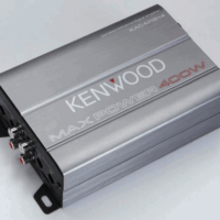 How Many Amps Does A Car Amplifier Draw
